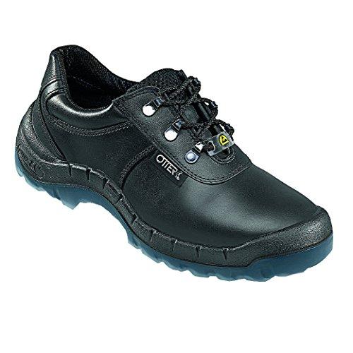 Chaussure Travail New de Line 93609 Basse Noir 41 41 Black Basics Taille 247 Otter S2 Sw4qvt0x