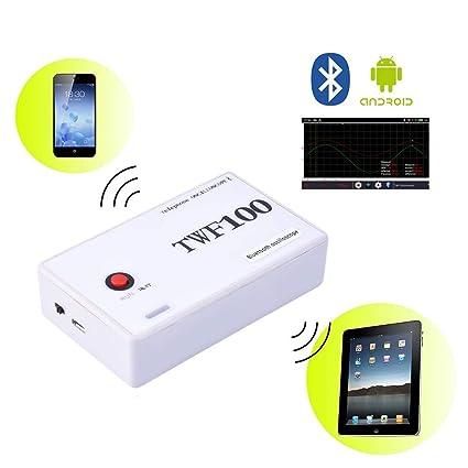 Wiysond TWF100 2CH USB Digital oscilloscope PC Mini