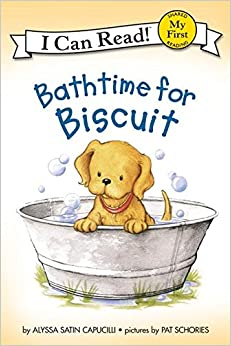 Bathtime for Biscuit (My First I Can Read): Alyssa Satin ...