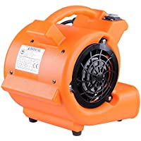 Commercial Air Mover Blower Portable Carpet Dryer Floor Drying Industrial Fan