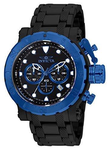 - Invicta Men's 26506 Coalition Forces Quartz Chronograph Black Dial Watch