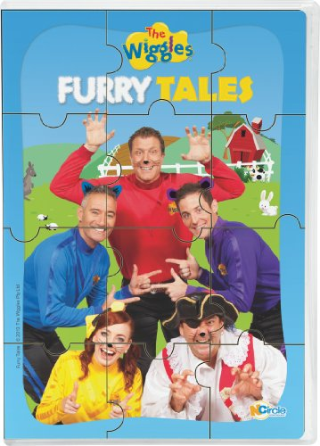 The Wiggles: Furry Tales [With Puzzle]