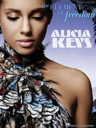 Alicia Keys - The Element of Freedom (Piano, Vocal, Guitar)