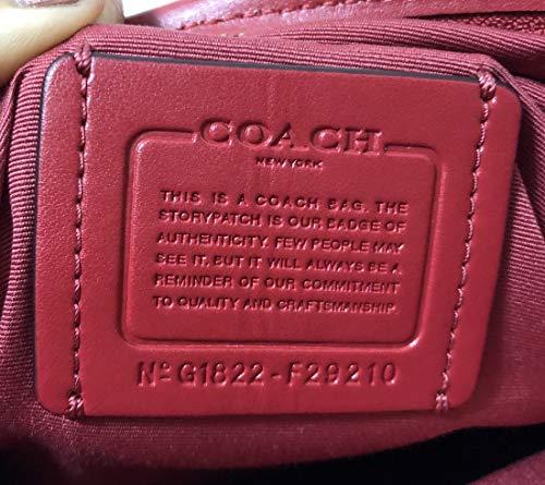 2de05736 Coach Signature Zip File Crossbody Bag | Product US Amazon