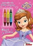 Disney Junior Book to Color with Big Crayons