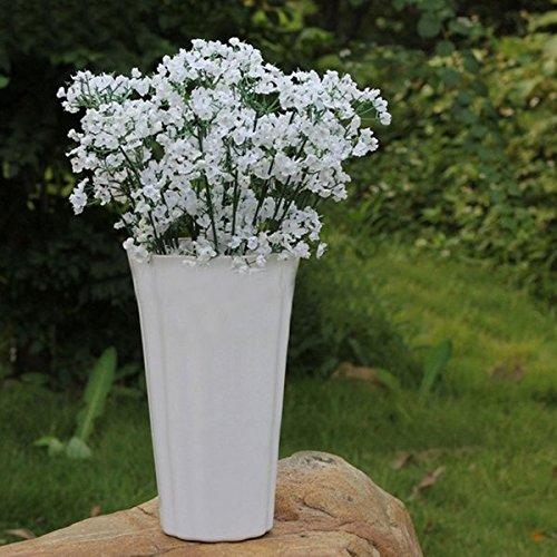 C & C製品人工プラスチックGypsophila Baby 's Breath花植物ホームウェディングの装飾 B06X9FGSQS