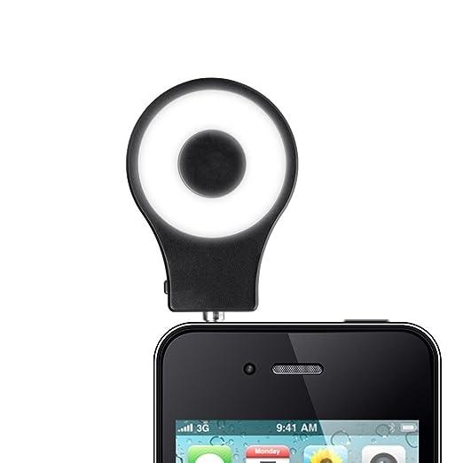 10 opinioni per BlueBeach® Mini faretto LED Flash selfie