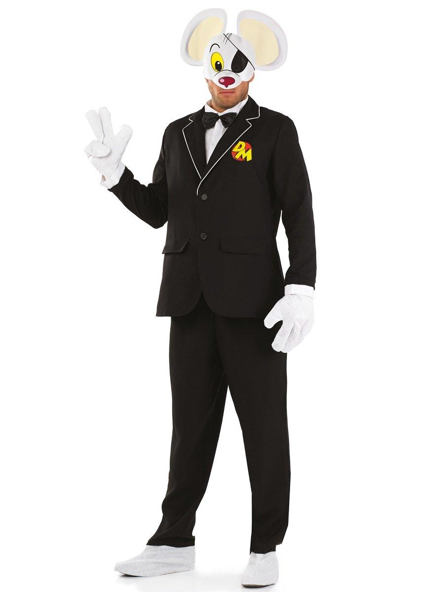 Fun Shack Secret Agent Danger Mouse Costume - LARGE