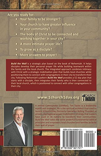 Build the Wall: Strengthen Your Family, Church, and City by