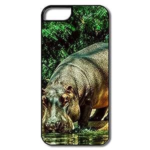 Style Hipo Safe Slide Hard Plastic Mobile Phone 5 Case