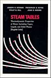 img - for Steam Tables: Thermodynamic Properties of Water Including Vapor, Liquid, and Solid Phases by Joseph H. Keenan (1969-01-03) book / textbook / text book