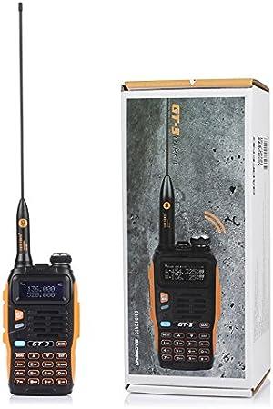 BAOFENG GT-3 Mark-II Tri-transceptor FM radio