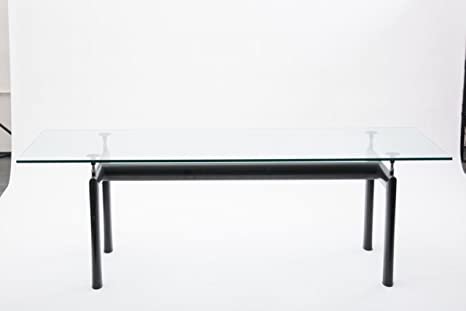 Tavoli Da Pranzo Cassina.Tavolo Da Pranzo Rettangolare Lc 6 Designer Le Corbusier Produttore