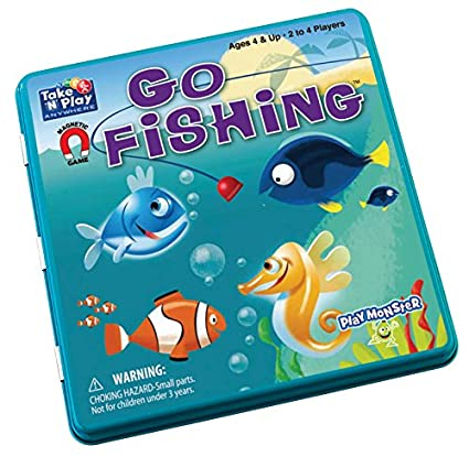 Amazon go fishing take n play anywhere game toys games go fishing take n play anywhere game solutioingenieria Image collections