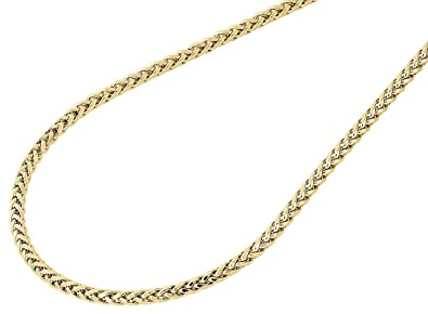 8c5dad82a1a6c Amazon.com: Paradise Jewelers 10K Yellow Gold 2.5mm Rounded Palm ...