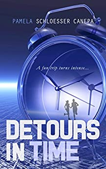 Detours in Time by [Schloesser Canepa, Pamela]