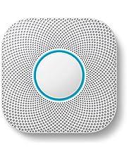 Google Nest Protect 2e generatie rook + koolmonoxide alarm (batterij)