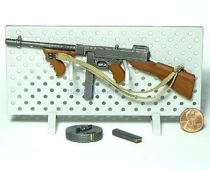 Amazon com: Gun M1928 Dragon WWII US Marine Thompson