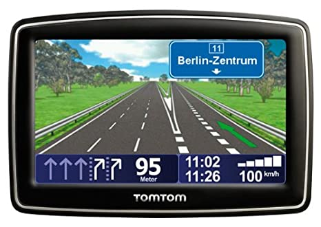 mappe tomtom xl