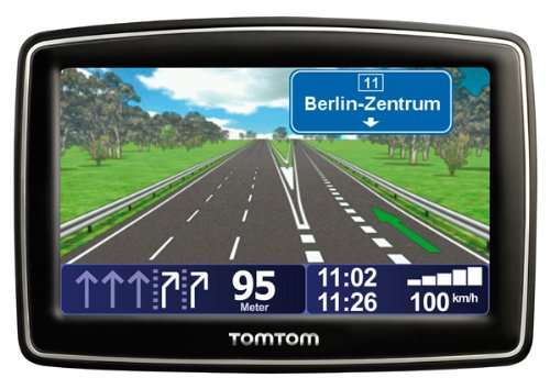 TomTom XL IQ Routes edition Central Europe Traffic - GPS receiver - automotive ()