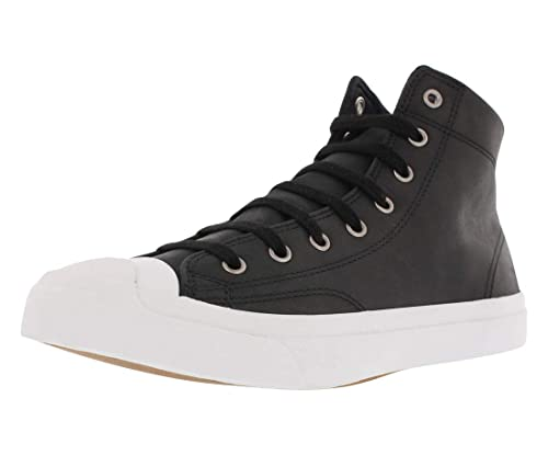 416259e4bc9f0 Converse Jack Purcell Leather Mid Sneakers