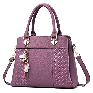 Charmore Womens Handbags Ladies Purses Satchel Shoulder Bags Tote Bag