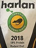 Harlan Teklad Rat Food Diet Global 2018 (33lbs)