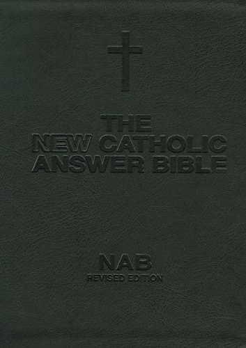 new catholic answer bible leather bound buyer's guide for 2019