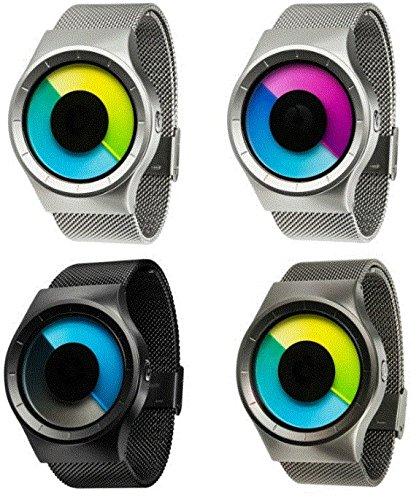 51nB5D3BB3L - Ziiiro Celeste Watch
