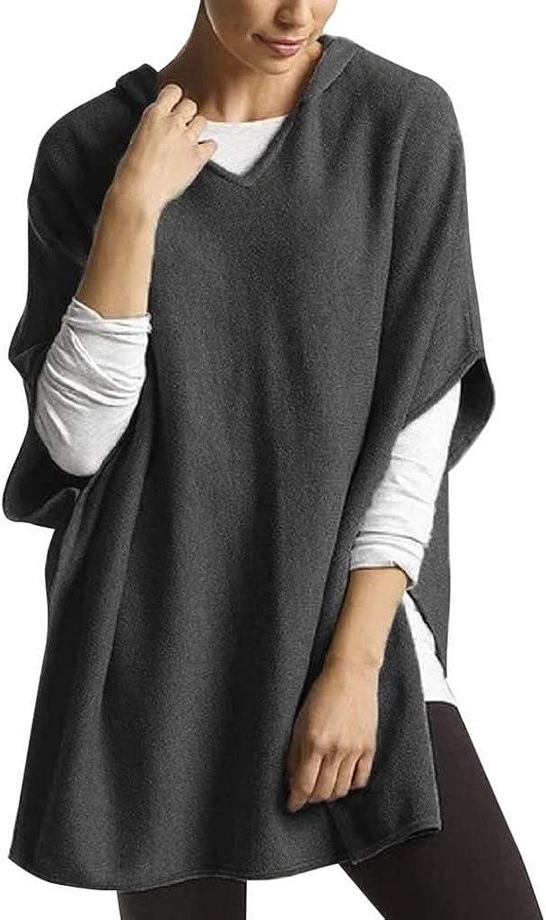 DongDong Clearance Casual Fleece Coat,Womens Winter Warm Hoodie Zipper Plus Size Long Sleeve Solid Casual Pocket Outwear