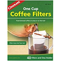 Coghlans One-Cup Coffee Filters