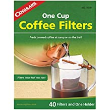 Coghlan's One-Cup Coffee Filters