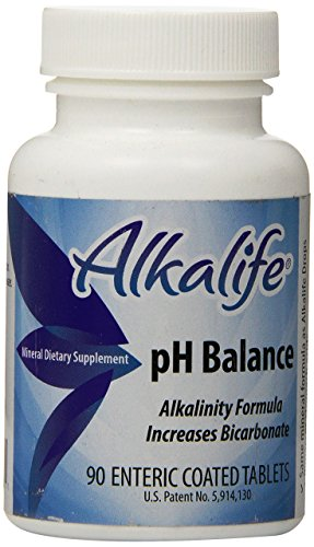 Alkalife Bicarb-Balance PH Booster Tablets, 90 Count