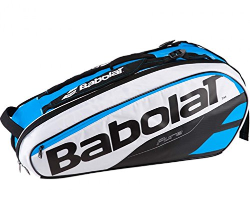 Babolat 2018 Best Quality Pure 6 Racquet Tennis Bag Choice of Color