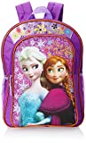 Best Frozen Backpacks - Disney Frozen Anna & Elsa Girl's Backpack Purple Review