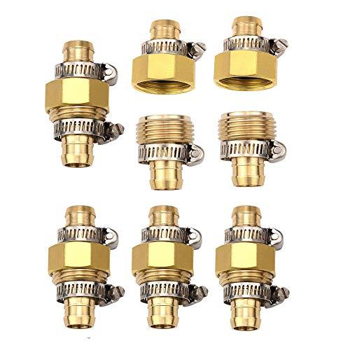 Highmoor Brass 5/8