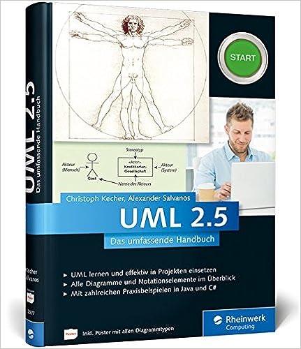 eBooks kostenlos herunterladen UML 2.5 auf Deutsch RTF
