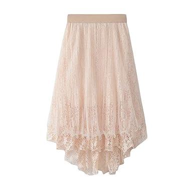 Faldas para Mujer Casual Verano Falda De Moda para Mujer Ropa ...
