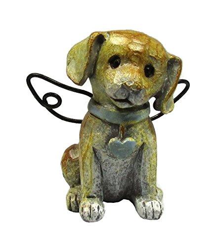 Dog Pet Bereavement Faithful Angel Memory Memorial Figurine Statue - Dog Angel Figurine