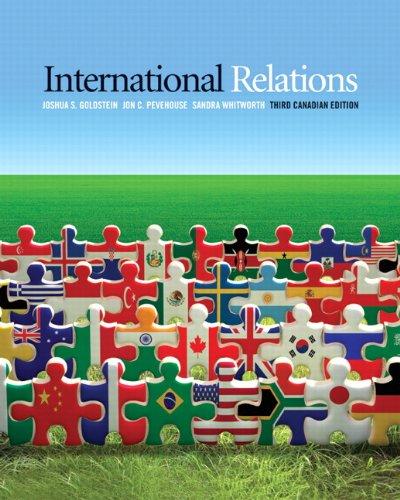 International Relations, Third Canadian Edition (3rd Edition)