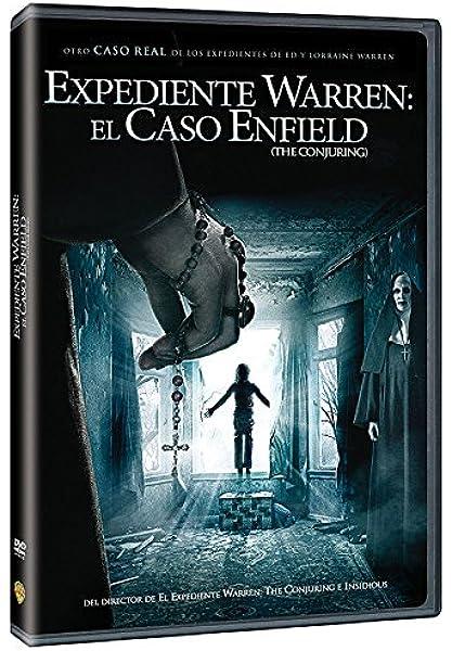 Expediente Warren: El Caso Enfield The Conjuring DVD: Amazon.es: Vera Farmiga, Patrick Wilson, Madison Wolfe,, Patrick Mcauley, James Wan, Vera Farmiga, Patrick Wilson: Cine y Series TV