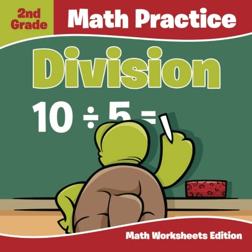 2nd Grade Math Practice: Division | Math Worksheets Edition: Baby ...