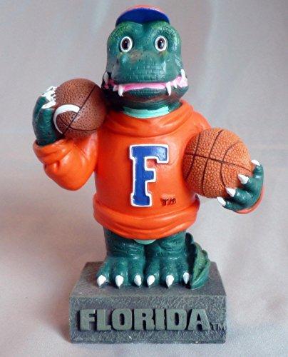 Talegaters NCAA Florida Gators Mascot Figure Football Basketball Figurine