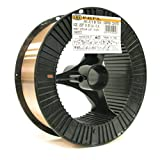 INEFIL ER70S-6 .035-Inch on 33-Pound Spool Precision Layer Wound Carbon Steel Mig Solid Welding Wire