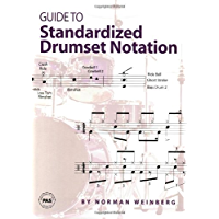 Guide to Standardized Drumset Notation book cover