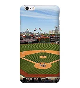 iPhone 6 Cases, MLB - Citizens Park - Philadelphia Phillies - iPhone 6 Cases - High Quality PC Case by ruishername