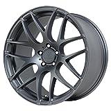Verde Custom Wheels V44 Empire Matte Graphite Wheel (20x10''/5x4.5'')