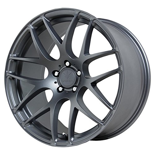 Verde Custom Wheels V44 Empire Matte Graphite Wheel (20x10''/5x4.5'') by Verde Custom Wheels (Image #1)