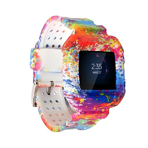 Picture of a Fitbit Blaze Accessories Band X4TECH 603983101971