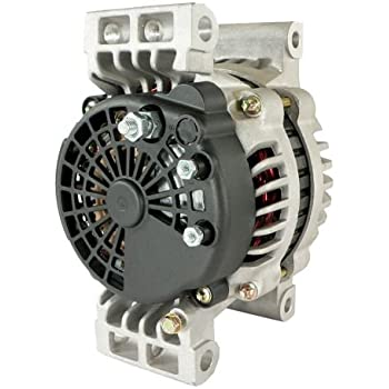Truck Alternator For Delco 24Si 160 Amp 8600889 Quad Mount Adr0406